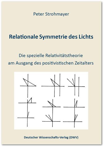 Relationale Symmetrie des Lichts - Coverbild