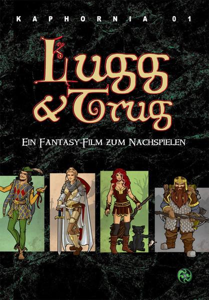 Abenteuer in Kaphornia 01: Lugg & Trugg - Coverbild