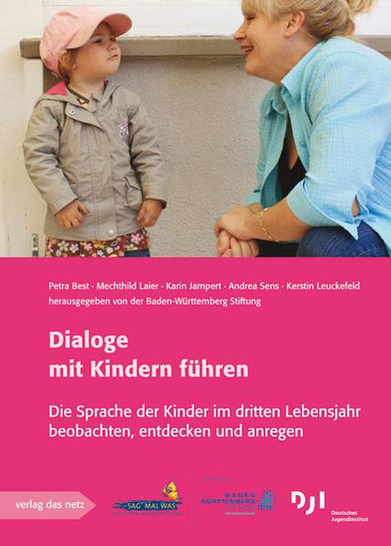 Dialoge mit Kindern führen - Coverbild