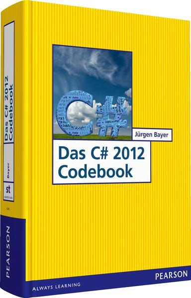 Das C# 2012 Codebook - Coverbild
