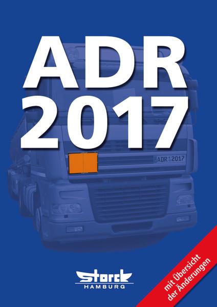 ADR 2017 - Coverbild
