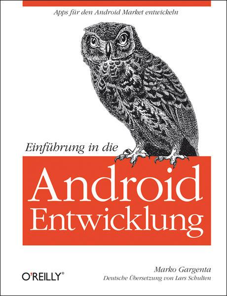 Einführung in die Android-Entwicklung - Coverbild