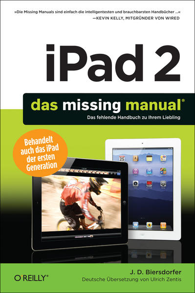 iPad 2: Das Missing Manual - Coverbild