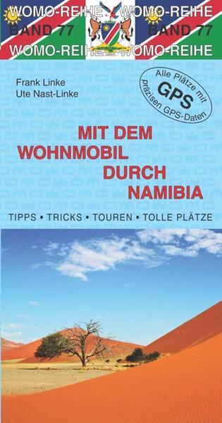 Mit dem Wohnmobil durch Namibia - Coverbild