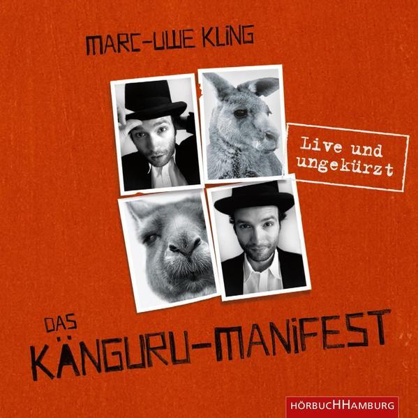 Das Känguru-Manifest - Coverbild