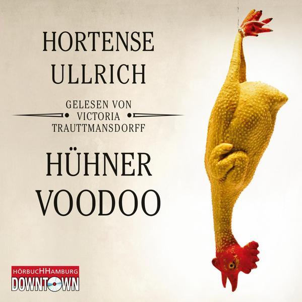 Hühner-Voodoo - Coverbild