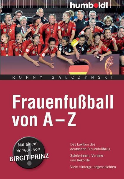 Frauenfußball von A - Z - Coverbild