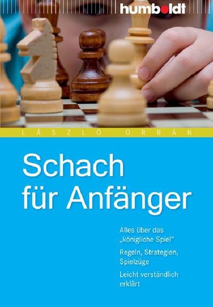 Schach für Anfänger - Coverbild
