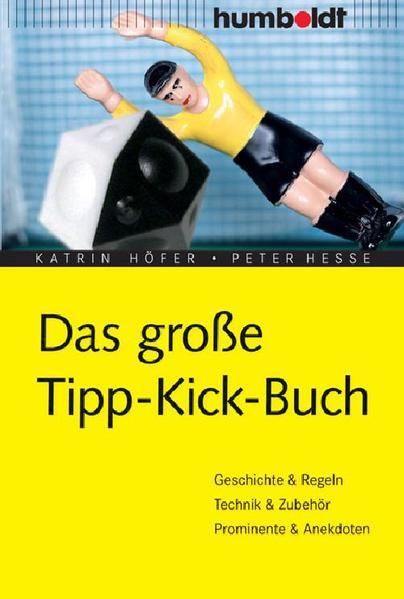 Das große Tipp-Kick-Buch - Coverbild