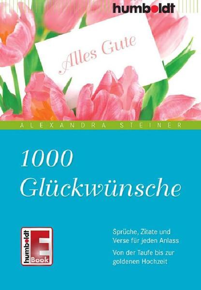 1000 Glückwünsche - Coverbild