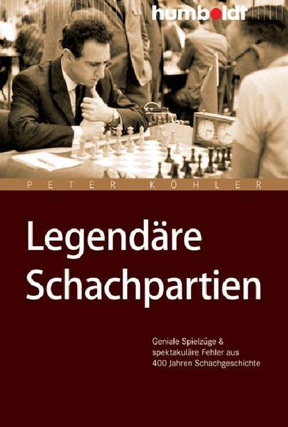 Legendäre Schachpartien - Coverbild
