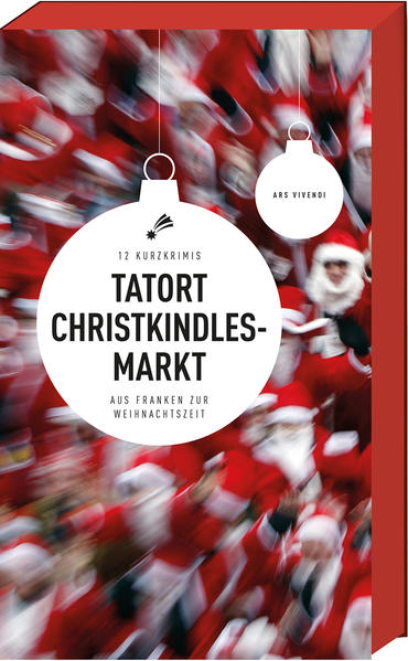 Tatort Christkindlesmarkt - Coverbild
