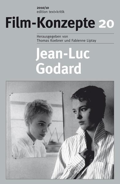 Jean-Luc Godard - Coverbild