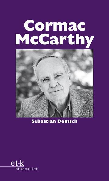Cormac McCarthy - Coverbild