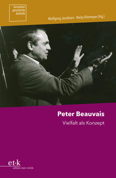 Peter Beauvais - Coverbild
