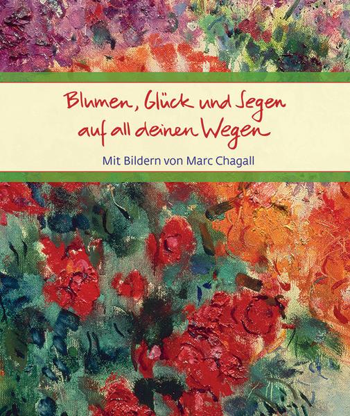 Blumen, Glück und Segen - Coverbild