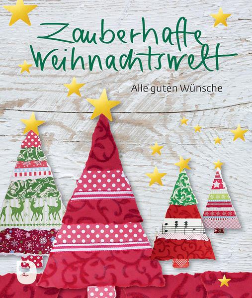 Zauberhafte Weihnachtswelt - Coverbild
