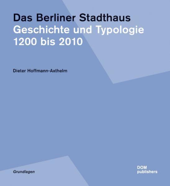 Das Berliner Stadthaus - Coverbild