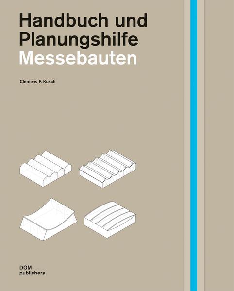 Messebauten. Handbuch und Planungshilfe - Coverbild