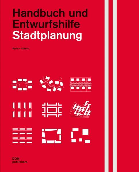 Stadtplanung. Handbuch und Entwurfshilfe - Coverbild
