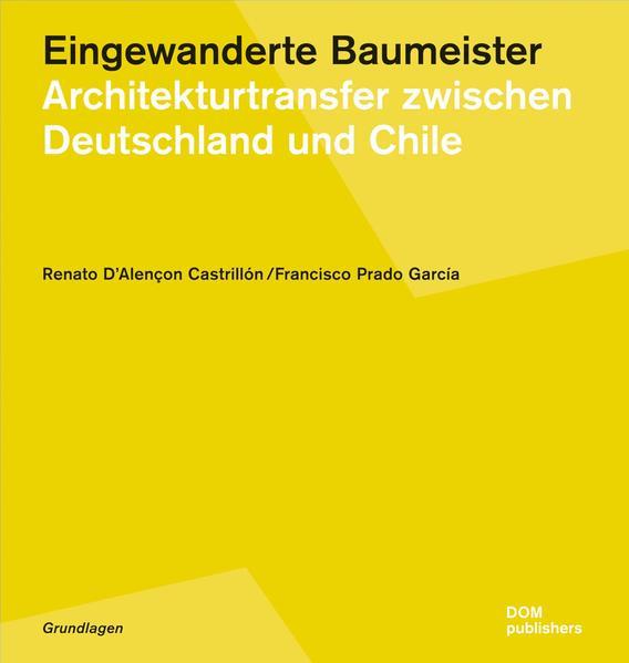 Eingewanderte Baumeister - Coverbild