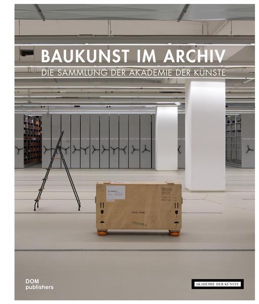 Baukunst im Archiv - Coverbild