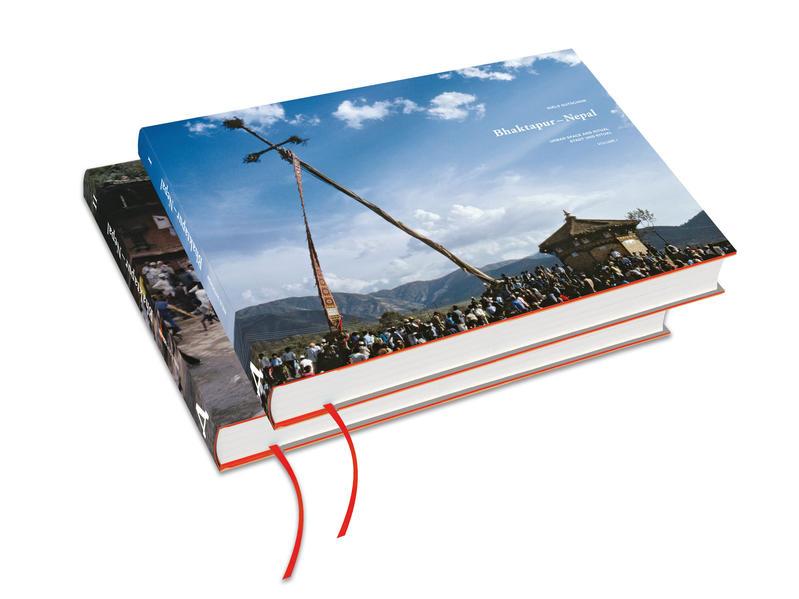 Bhaktapur – Nepal - Coverbild