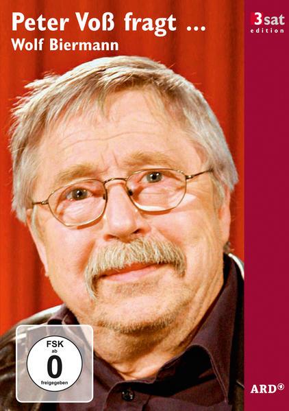 3sat-Edition: Peter Voß fragt Wolf Biermann - Coverbild