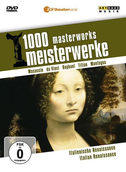 1000 Meisterwerke: Italienische Renaissance - Coverbild