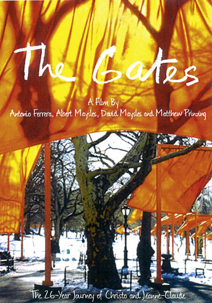 Christo & Jeanne Claude: The Gates - Coverbild