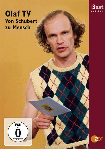 3sat Edition: Olaf TV - Von Schubert zu Mensch - Coverbild