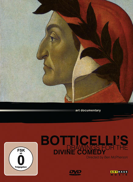 Botticelli's Drawings for the Divine Comedy - Coverbild
