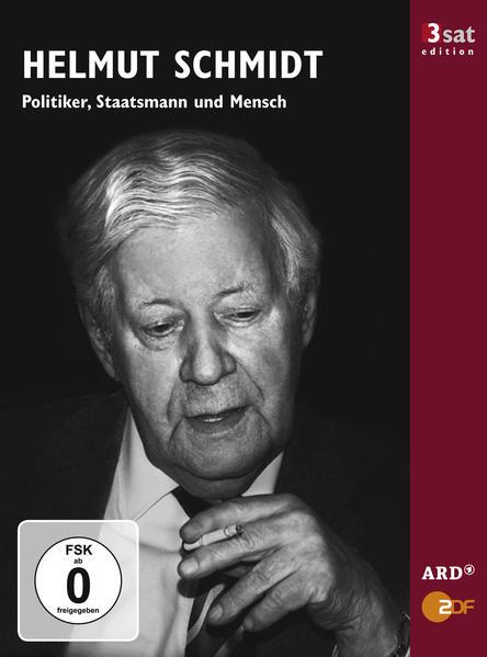 3sat Edition: Helmut Schmidt – Politiker – Staatsmann – Mensch - Coverbild