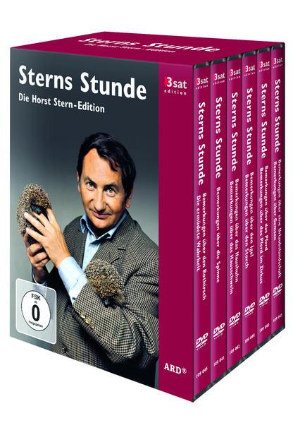 3sat-Edition: Sterns Stunde - Coverbild