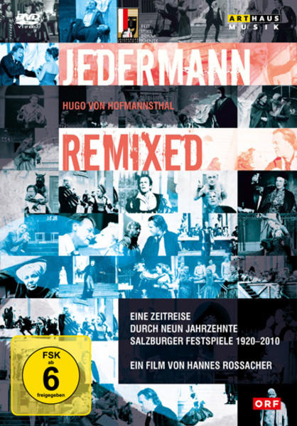 Jedermann Remixed - Coverbild