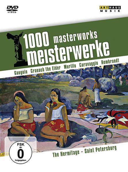 1000 Meisterwerke: Hermitage – Saint Petersburg - Coverbild