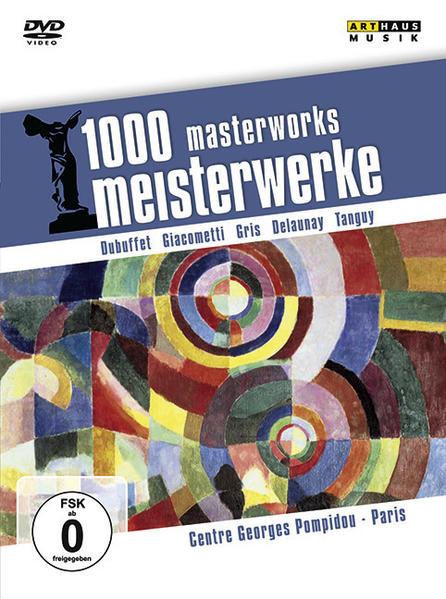 1000 Meisterwerke: Centre Georges Pompidou – Paris - Coverbild