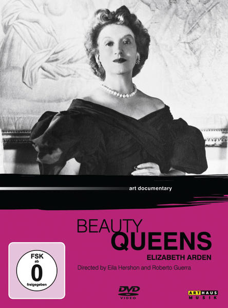 Beauty Queens: Elizabeth Arden - Coverbild