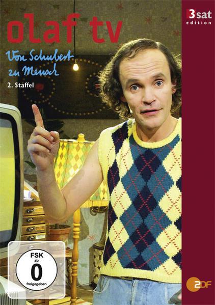 3sat Edition: Olaf TV - Von Schubert zu Mensch 2. Staffel - Coverbild