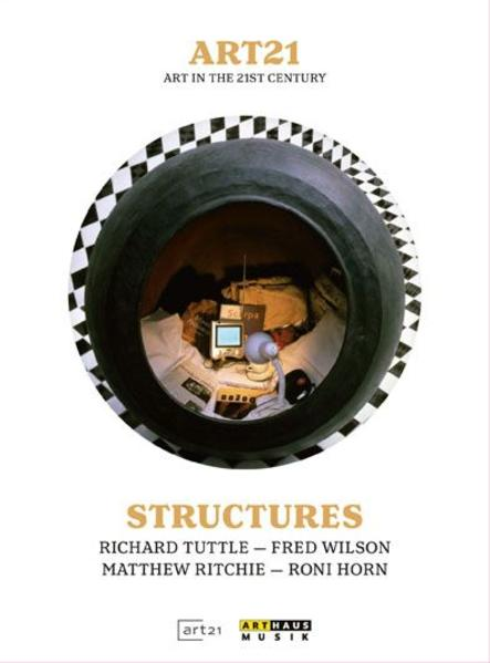 art:21 // Structures - Coverbild