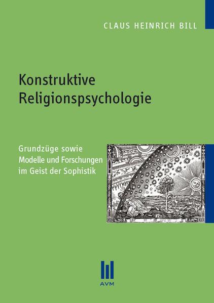 Konstruktive Religionspsychologie - Coverbild