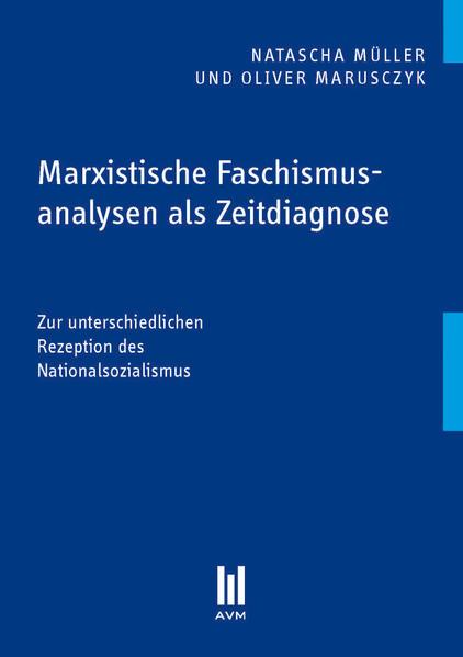 Marxistische Faschismusanalysen als Zeitdiagnose Epub Herunterladen