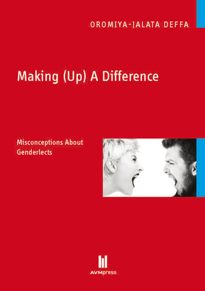Making (Up) A Difference - Coverbild