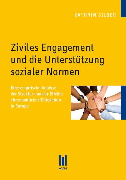 Ziviles Engagement und die Unterstützung sozialer Normen - Coverbild