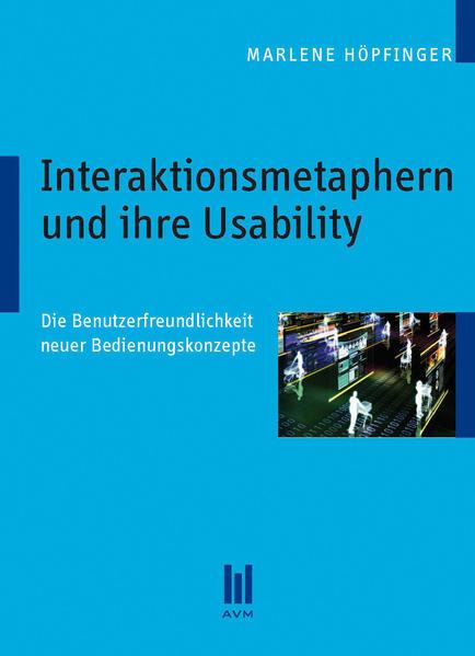 Interaktionsmetaphern und ihre Usability - Coverbild