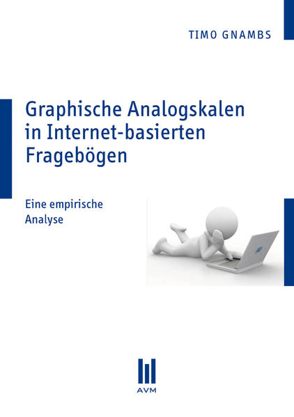 Graphische Analogskalen in Internet-basierten Fragebögen - Coverbild