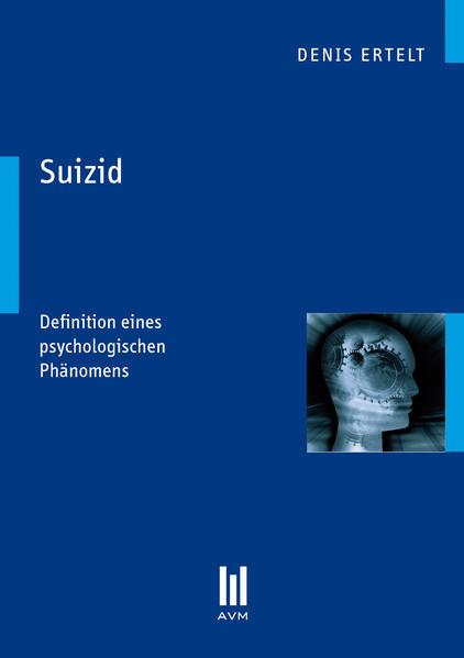 Suizid - Coverbild