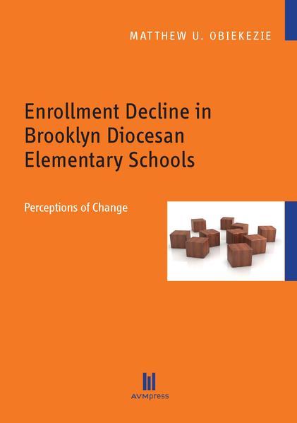 Enrollment Decline in Brooklyn Diocesan Elementary Schools - Coverbild