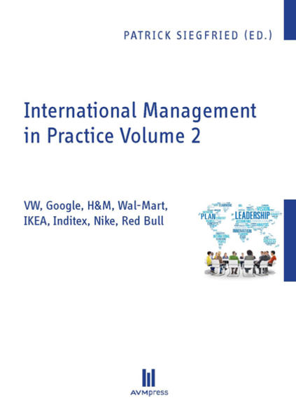 International Management in Practice Volume 2 - Coverbild