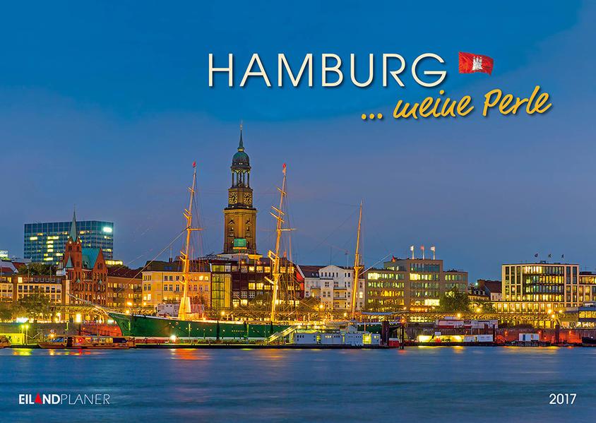 Hamburg ...meine Perle 2017 - Coverbild
